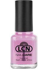 LCN - LCN Top Coat Flash Dry & Shine -  8 ml - BASE & TOP COAT