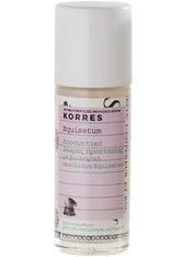 KORRES - KORRES Deodorant Equisetum ohne Aluminiumsalze - ROLL-ON DEO