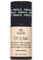 Alessandro Make-up Striplac Striplac French Nail Beige 8 ml