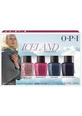 OPI - OPI Iceland Collection Mini - NAGELLACK