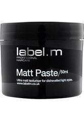 LABEL.M - label m Matt Paste -  50 ml - POMADE & WACHS