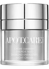 APOT.CARE - APOT.CARE Diamond Energizing Night Cream - NACHTPFLEGE