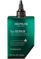 AROMASE - AROMASE Salon-Pro 5α Repair Hair & Skin Liquid Shampoo 260 ml - SHAMPOO