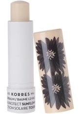 KORRES - KORRES Sunflower Sun Protect Lip Balm SPF20 - LIPPENSCHUTZ