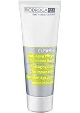 BIODROGA - BIODROGA MD CLEAR+ Anti-Aging Pflege für unreine Haut - TAGESPFLEGE