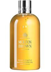 Molton Brown Vetiver & Grapefruit Bath and Shower Gel 300ml - MOLTON BROWN