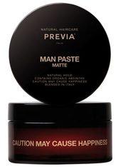 PREVIA - PREVIA MAN Paste Matte -  100 ml - HAARGEL & CREME