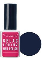 Trosani GeLac LED/UV Nail Polish Dark Blue (30), 10 ml