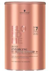 Schwarzkopf Professional BlondMe Farbe Premium Aufheller 7+ 350 g Blondierung