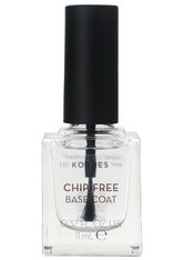 KORRES - KORRES Sweet Almond Nail Colour Base Coat - NAGELLACK