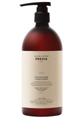 PREVIA Organic Green Walnut Colour Shine Conditioner -  1 Liter - PREVIA