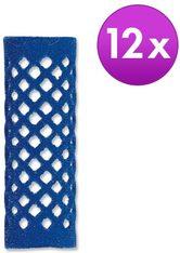 Lockenwickler - Blau, Ø 21 mm, Pro Packung 12 Stück -
