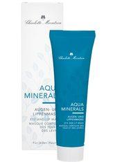 Charlotte Meentzen Aqua Minerals Augen- und Lippenmaske -  30 ml - CHARLOTTE MEENTZEN