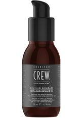AMERICAN CREW - American Crew Ultra Gliding Shave Oil 50 ml - BARTPFLEGE