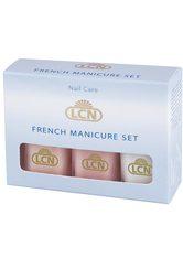 LCN - LCN French Manicure Set - NAGELLACK