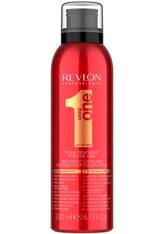 Revlon Uniq One Foam Treatment Fine Hair 200 ml Leave-in-Pflege