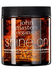 JOHN MASTERS ORGANICS - John Masters Organics Shine On Leave-In Treatment - LEAVE-IN PFLEGE