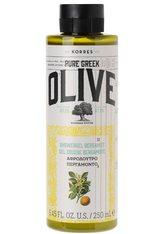 KORRES Olive & Bergamotte Showergel - KORRES
