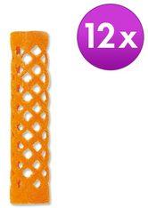 Lockenwickler - Orange, Ø 13 mm, Pro Packung 12 Stück -