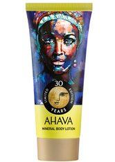 AHAVA - AHAVA Mineral Body Lotion Limited Edition - KÖRPERCREME & ÖLE