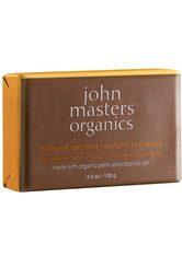 JOHN MASTERS ORGANICS - John Masters Organics Orange & Ginseng Exfoliating Body Bar - KÖRPERPEELING
