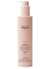 PREVIA Smoothing Taming Conditioner with Linseed Oil 200 ml