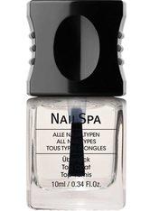 ALESSANDRO - alessandro NailSPA Überlack -  10 ml - BASE & TOP COAT