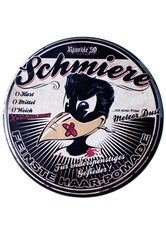 RUMBLE59 - Rumble59 Schmiere Haar Pomade knüppelhart -  140 ml - HAARWACHS & POMADE