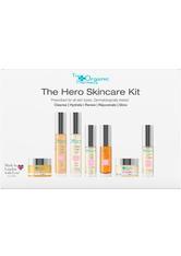 THE ORGANIC PHARMACY - The Organic Pharmacy Hero Skin Care Kit - PFLEGESETS