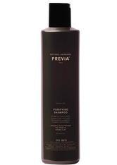 Previa Extra Life Tee Tree Green Clay Purifying Shampoo 300 ml