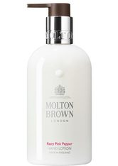 MOLTON BROWN - MOLTON BROWN Fiery Pink Pepper Hand Lotion - HÄNDE
