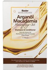 Basler Arganöl Macadamia Haarpflege-Set - BASLER