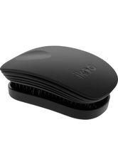 IKOO - Ikoo Brush Pocket - Full Black - HAARBÜRSTEN, KÄMME & SCHEREN