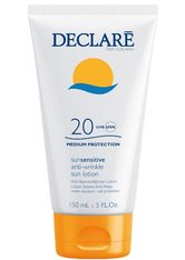 Declaré Sunsensitive Anti-Wrinkle Sun Lotion - SPF 20, 150 ml - DECLARÉ