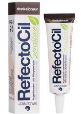 REFECTOCIL - RefectoCil Sensitive Augenauen- und Wimpernfarbe - Dunkelaun, 15 ml - AUGENBRAUEN