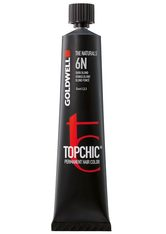 GOLDWELL - Goldwell Topchic Permanent Hair Color - Warm Blondes 8KN Topas, Tube 60 ml - HAARFARBE