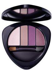DR.HAUSCHKA - Dr. Hauschka Eyeshadow Palette 01 Limited Edition Purple Light - LIDSCHATTEN