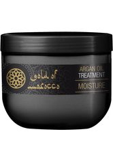 GOLD OF MOROCCO - Gold of Morocco Argan Oil Moisture Treatment - HAARMASKEN