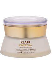 KLAPP - KLAPP KIWICHA Volcanic Clay Mask -  50 ml - MASKEN