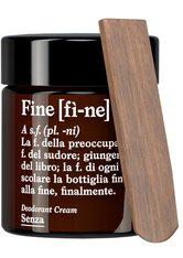 FINE - FINE Deodorant Senza -  30 g - DEODORANTS