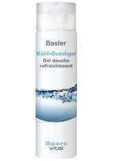 Basler Sport vital Kühl-Duschgel - Flasche 250 ml - BASLER