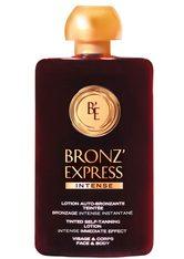 ACADEMIE - Académie Bronz'Express Intense Tinted Self-Tanning Lotion - SELBSTBRÄUNER