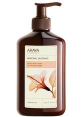 AHAVA - AHAVA Mineral Botanic Velvet Body Lotion - KÖRPERCREME & ÖL