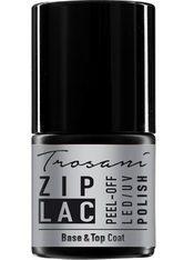 TROSANI - Trosani ZipLac UV Base & Top Coat -  6 ml - GEL & STRIPLACK