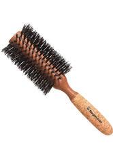Regincós Rundbürste Profi-Haarbürste mit Handgriff aus Kork 16-reihig 29/66 mm 20429