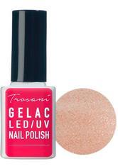 Trosani GeLac LED/UV Nail Polish Velvet Nude (4), 10 ml