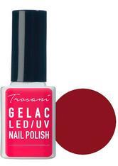 Trosani GeLac LED/UV Nail Polish Classic Red (17), 10 ml