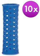 Efalock Original-Griffig-Haarwickler - Blau, Ø 20 mm, Pro Packung 10 Stück - EFALOCK
