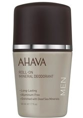 AHAVA - AHAVA Deadsea Water Roll-On Mineral Deodorant Men - DEODORANTS