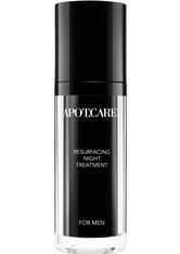 APOT.CARE - APOT.CARE For Men Resurfacing Night Treatment - GESICHTSPFLEGE